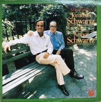 Jonathan Schwartz Sings Arthur Schwartz / Alone Together (LP)