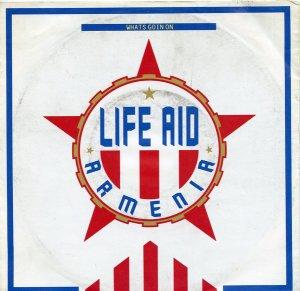 Life Aid Armenia / What's Goin' On (7