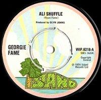 Georgie Fame / Ali Shuffle / Round Two (7