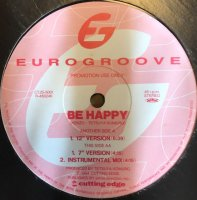 Eurogroove (小室哲哉)/ Be Happy (12