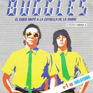 Buggles / El Video Mato A La Estrella De La Radio(ラジオスターの悲劇)(7