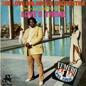 LOVE UNLIMITED / LOVE'S THEME (7