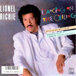 Lionel Richie / Dancing On The Ceiling (7