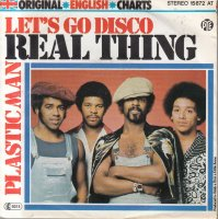 Real Thing / Let's Go Disco (7