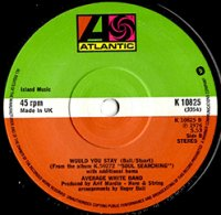 Average White Band / Queen Of My Soul (7