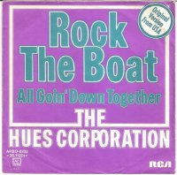 The Hues Corporation / Rock The Boat (7