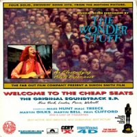 WONDER STUFF / WELCOME TO THE CHEAP SEATS (7