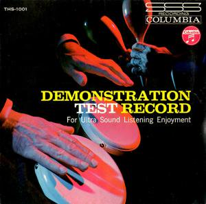 DEMONSTRATION TEST RECORD / FOR ULTRA SOUND LISTENING ENJOYMENT (7
