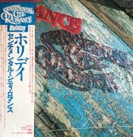 Sentimental City Romance / Holiday (LP)