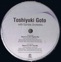 Toshiyuki Goto with Samble Orchestra / Ritomo No.104 (12
