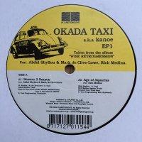 "Okada Taxi / EP1 (12"")"