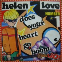 Helen Love / Does Your Heart Go Boom (7