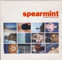 Spearmint / It Won't Be Long Now (7