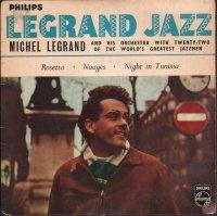 Michel Legrand And His Orchestra / Legrand Jazz (7