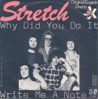 Stretch / Why Did You Do It (7