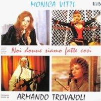 O.S.T. (ARMANDO TROVAJOLI)  / NOI DONNE SIAMO FATTE COSI (我ら女性の天性)  (LP)