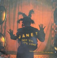JANET JACKSON / GOT 'TIL IT'S GONE (12