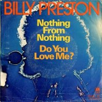 BILLY PRESTON / NOTHING FROM NOTHING (7