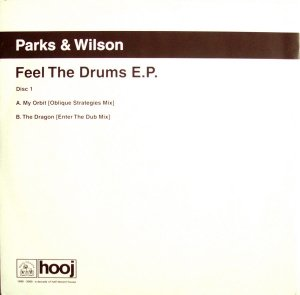 Parks & Wilson / Feel The Drums E.P. (12