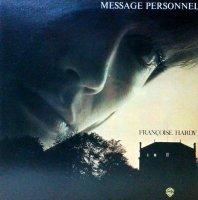 Francoise Hardy / Message Personnel (LP)