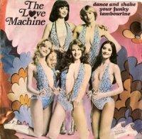 The Love Machine / Dance And Shake Your Funky Tambourine (7