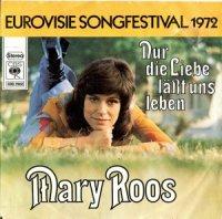 Mary Roos / Nur Die Liebe Lansst Uns Leben (7