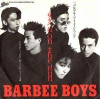 BARBEE BOYS / 女ぎつねON THE RUN (7