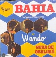 Wando / Bahia / Nega De Obaluae (7
