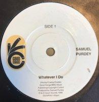 Samuel Purdey / Whatever I Do (7