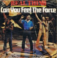 Real Thing / Can You Feel The Force? (7