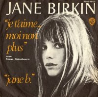 Serge Gainsbourg & Jane Birkin /Je t'aime... moi non plus (7