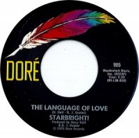 Starbright! / The Language Of Love (7