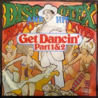 DISCOTEX AND HIS SEX-O-LETTES / GET DANCIN' (7