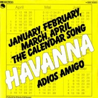 Havanna / The Calendar Song (7