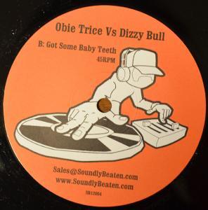 OBIE TRICE VS DIZZY BULL / WELK SHAKE (12