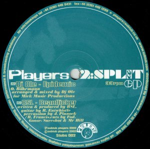 RSL / DJ Ole / The Split EP (12
