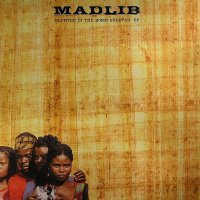 Madlib / Blunted In The Bomb Shelter EP (12