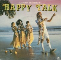 Captain Sensible / Happy Talk (7