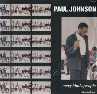 Paul Johnson / Every Kinda People (12