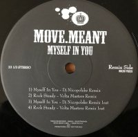 Move.Meant / Myself In You (12
