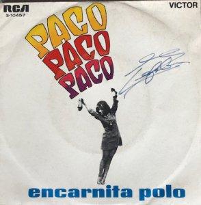 Encarnita Polo / Paco, Paco, Paco (7