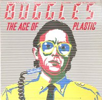 THE BUGGLES / THE AGE OF PLASTIC (LP)