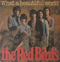赤い鳥(RED BIRDS) WHAT A BEAUTIFUL WORLD (LP)