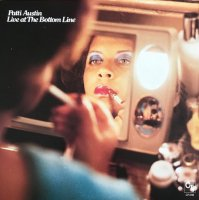 Patti Austin / Live At The Bottom Line (LP)
