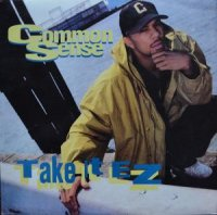 "COMMON SENSE / TAKE IT EZ (12"")"
