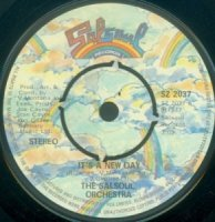 The Salsoul Orchestra / Short Shorts (7