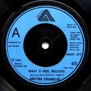 Aretha Franklin / What A Fool Believes (7