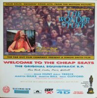 WONDER STUFF / WELCOME TO THE CHEAP SEATS (12