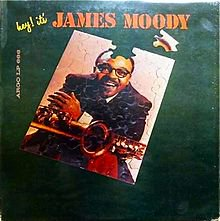 JAMES MOODY/HAY IT'S JAMES MOODY(LP)
