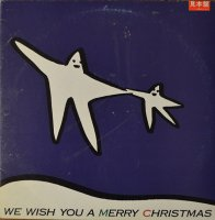 V.A / WE WISH YOU A MERRY CHRISTMAS(LP)